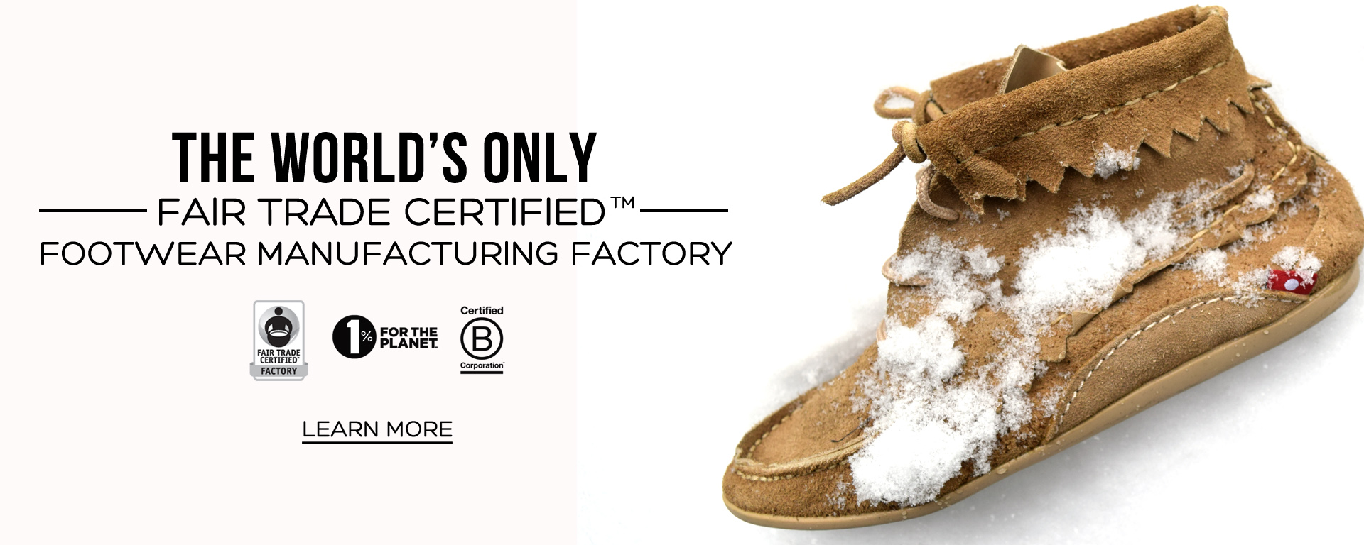 Fair Trade Certified African Made Footwear and Accessories