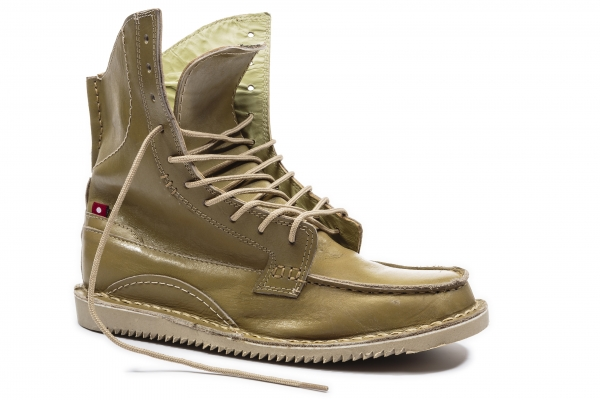 Olive/Tan Pullup