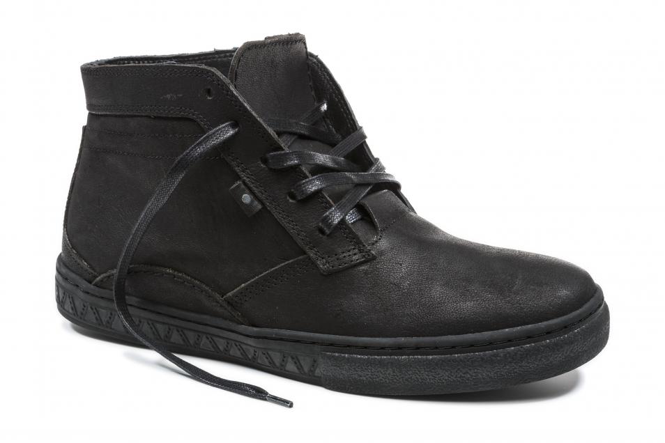 Zimbo x Highlander Black Camel Leather