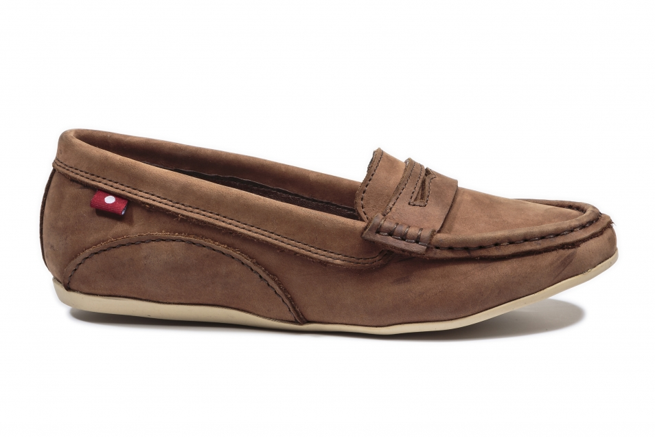 BENINI  Antique Brown	Nubuck