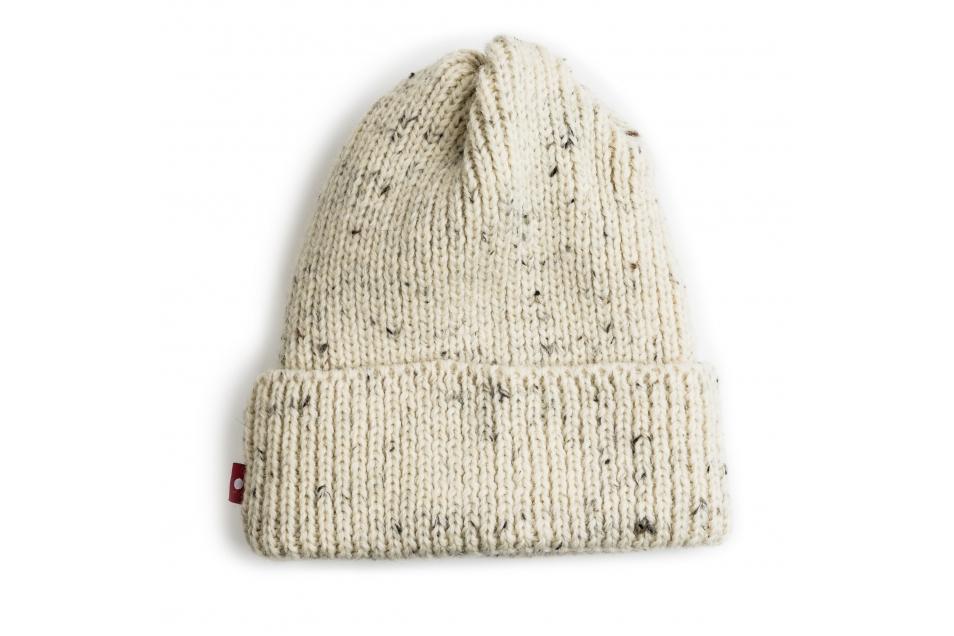 Wool Toque Ecru
