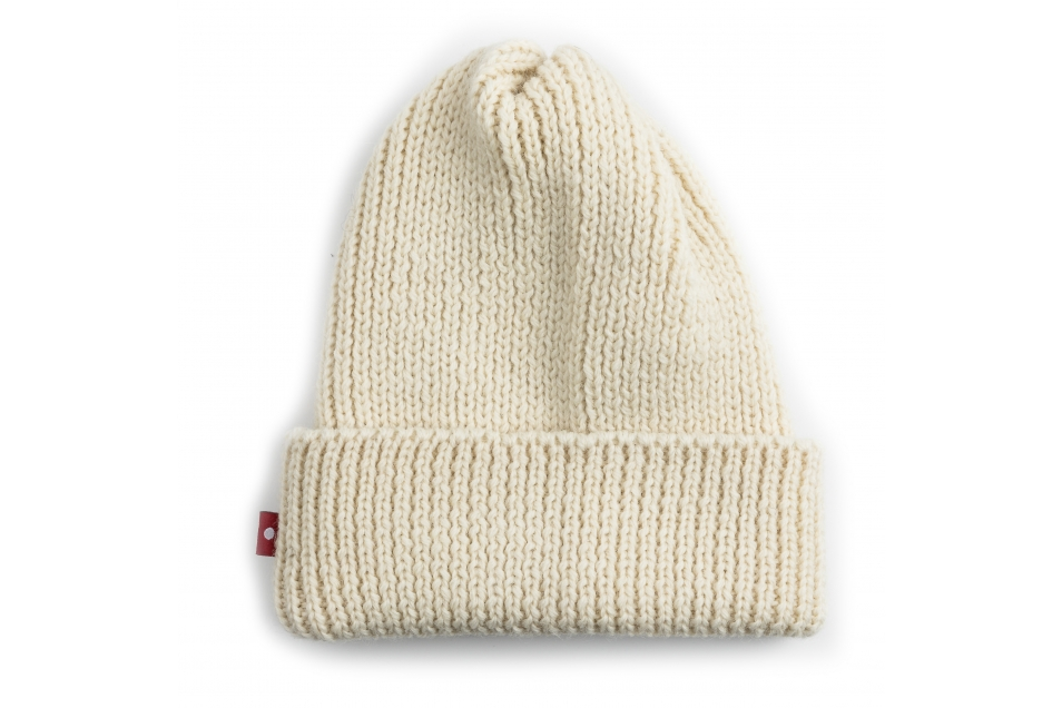 Wool Toque Cream