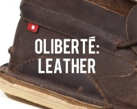 oliberte leather