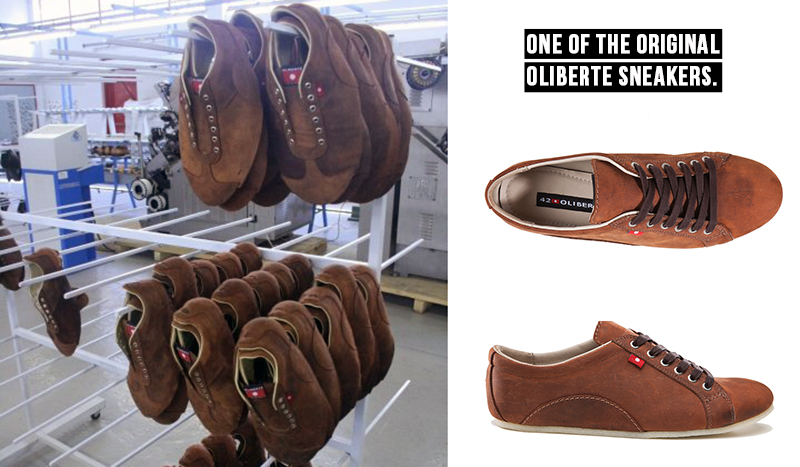 Back To Our Roots  The Antique Brown Leather   Oliberté Footwear f530c5373f