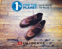 Oliberte and 1% for the planet