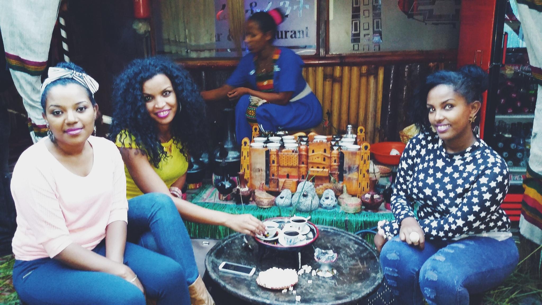 Oliberte staff ethiopia africa fair trade