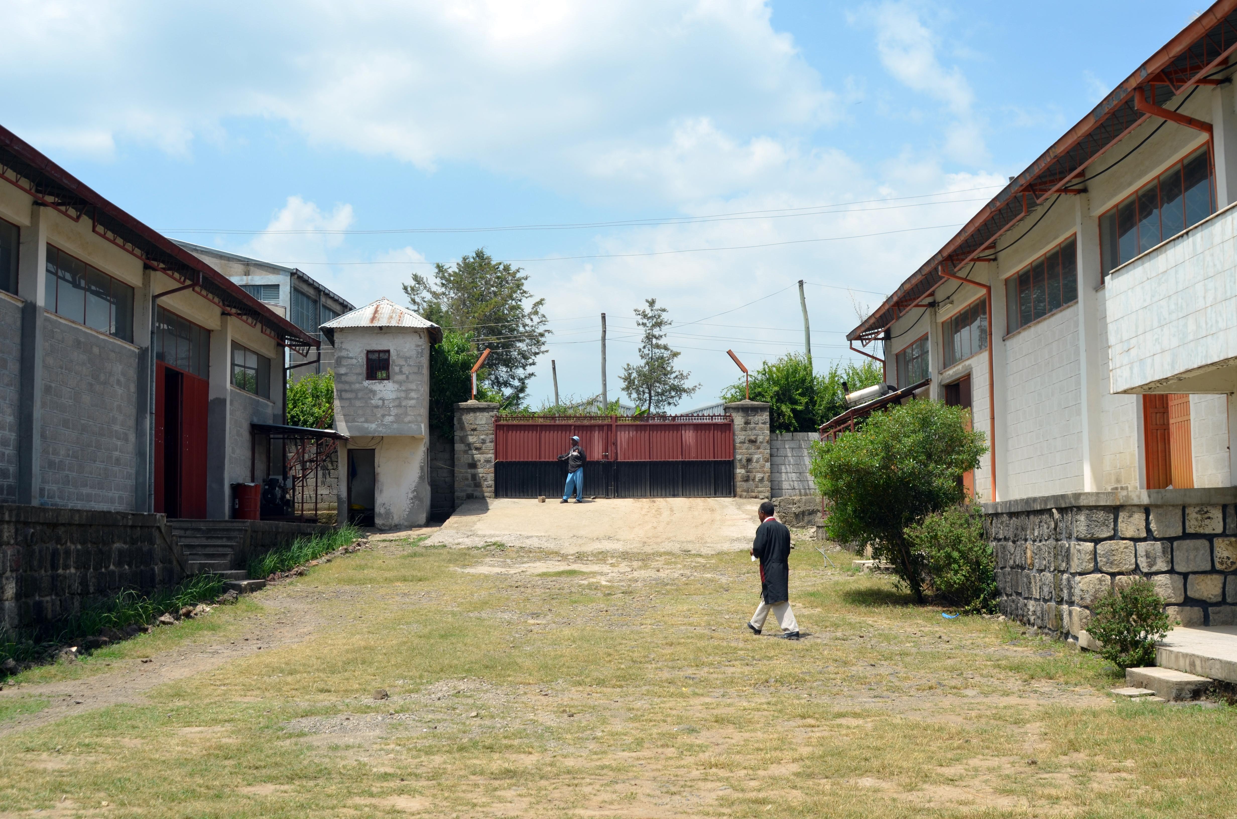 Addis Ababa Factory