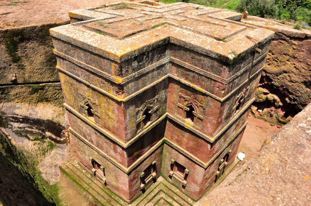 Biet_Gyiorgis_Church,_Lalibela_(10065935595)