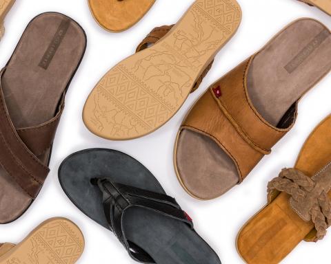 4dd0a00fb7 Oliberte Introduces Our New Fair Trade Sandal Collection